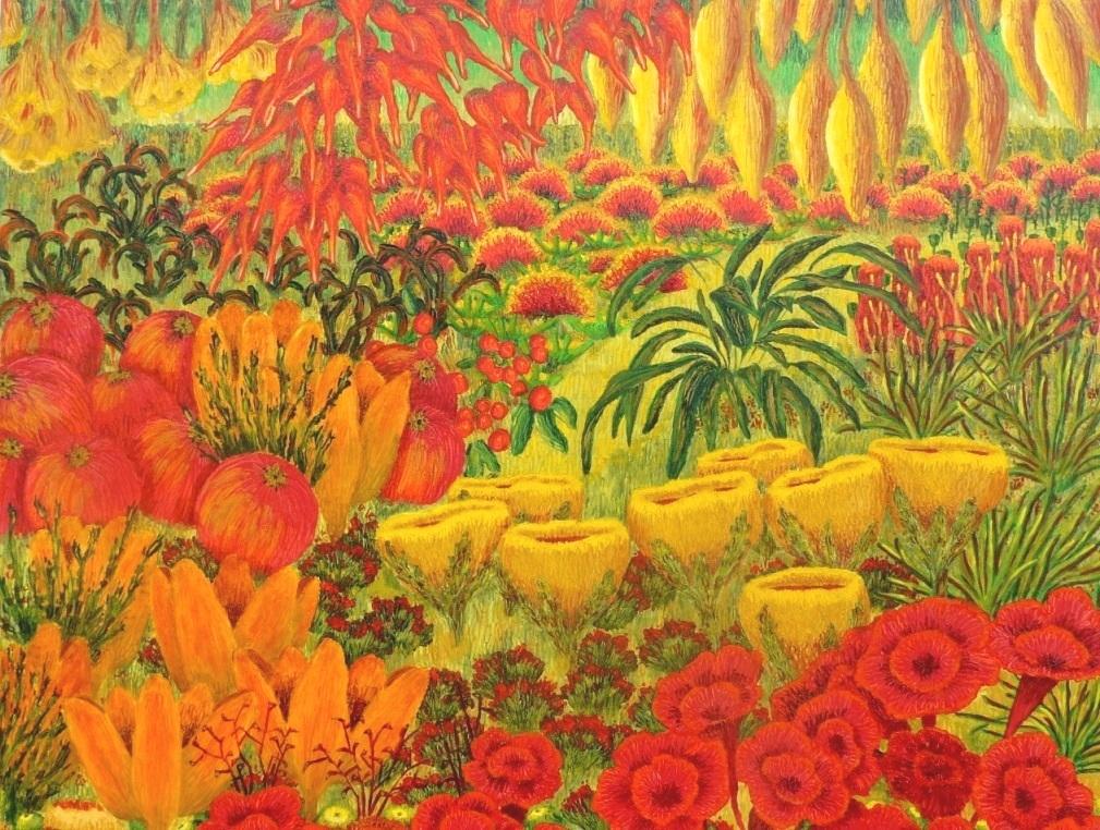 artiste peintre Jackie Peinture